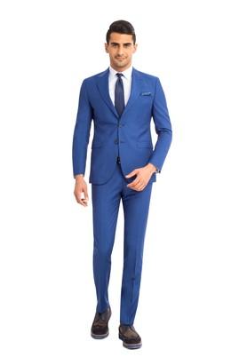 İtalyan Çizgili Takım Elbise