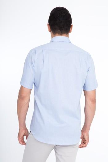 Kısa Kol Spor Gömlek