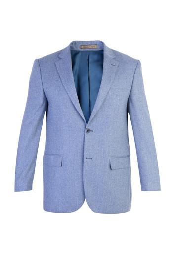 Balıksırtı Kaşmir Ceket