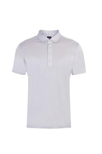 Polo Yaka Merserize Tişört