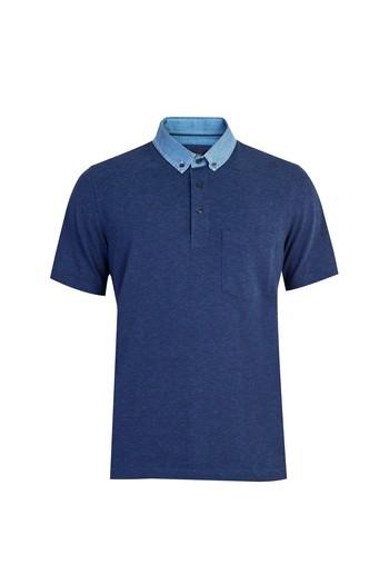 Regular Fit Polo Yaka Tişört