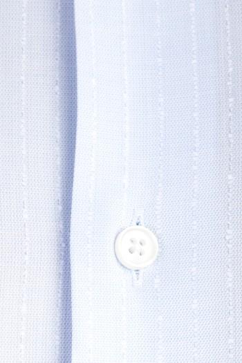 Kısa Kol Çizgili Klasik Gömlek