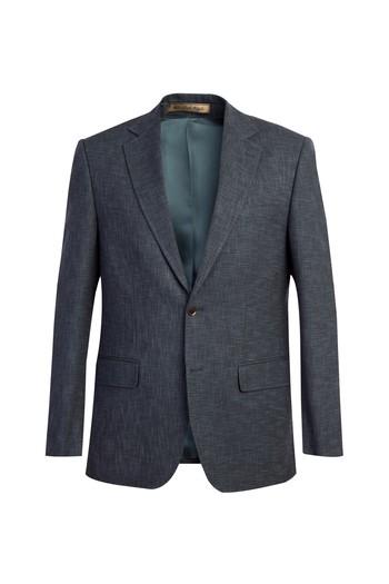 İtalyan Desenli Klasik Ceket