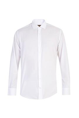 Uzun Kol Kolay Ütülenebilir Klasik Gömlek