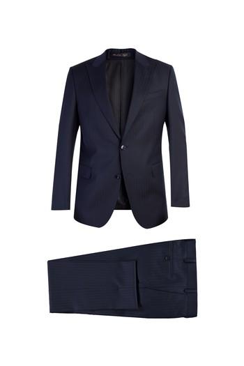 Çizgili Takım Elbise