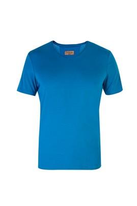 V Yaka Regular Fit Tişört
